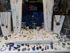Χειροποίητα κοσμήματα από ασήμι, Argenteria, Ηρακλής Ευαγγέλου